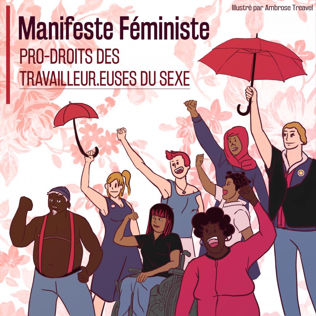 Manifeste féministe pro-droits des travailleuses et travailleurs du sexe